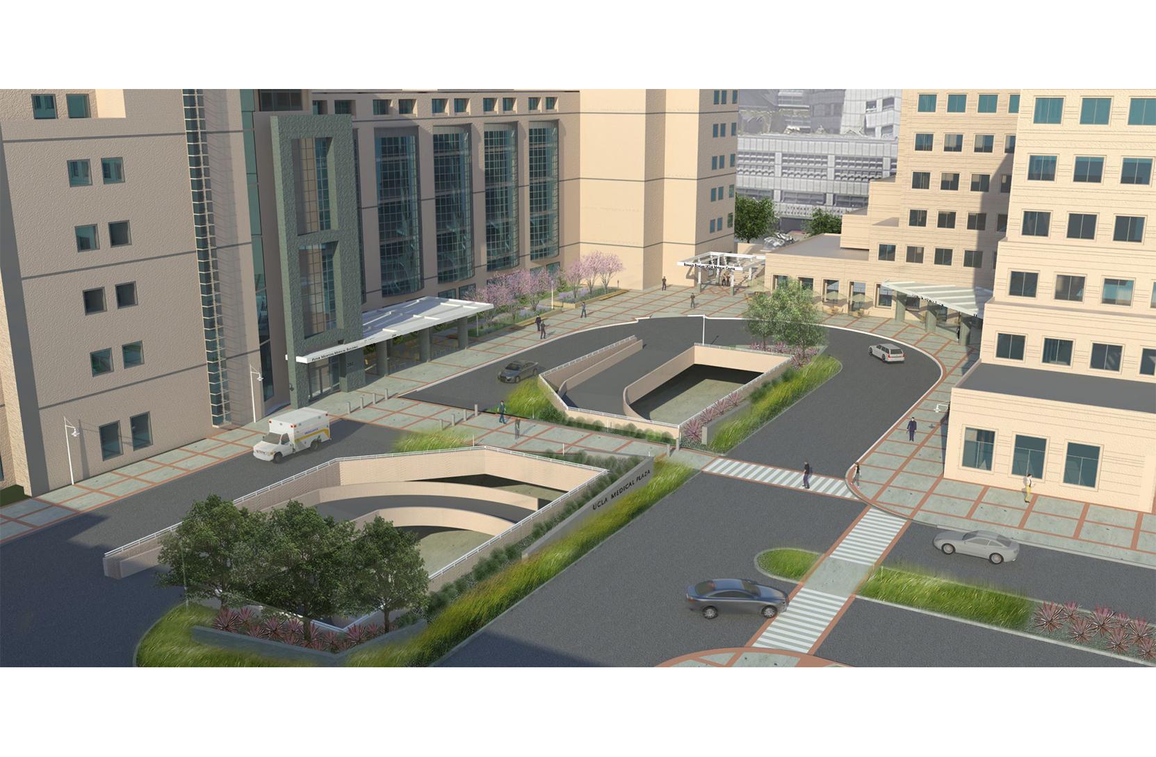 UCLA Medical Plaza - Lewis/Schoeplein Architects