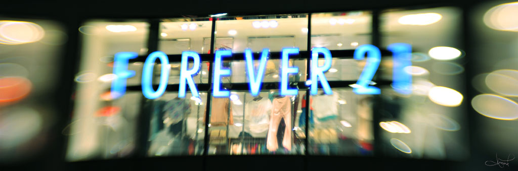 Forever 21 and the ADA