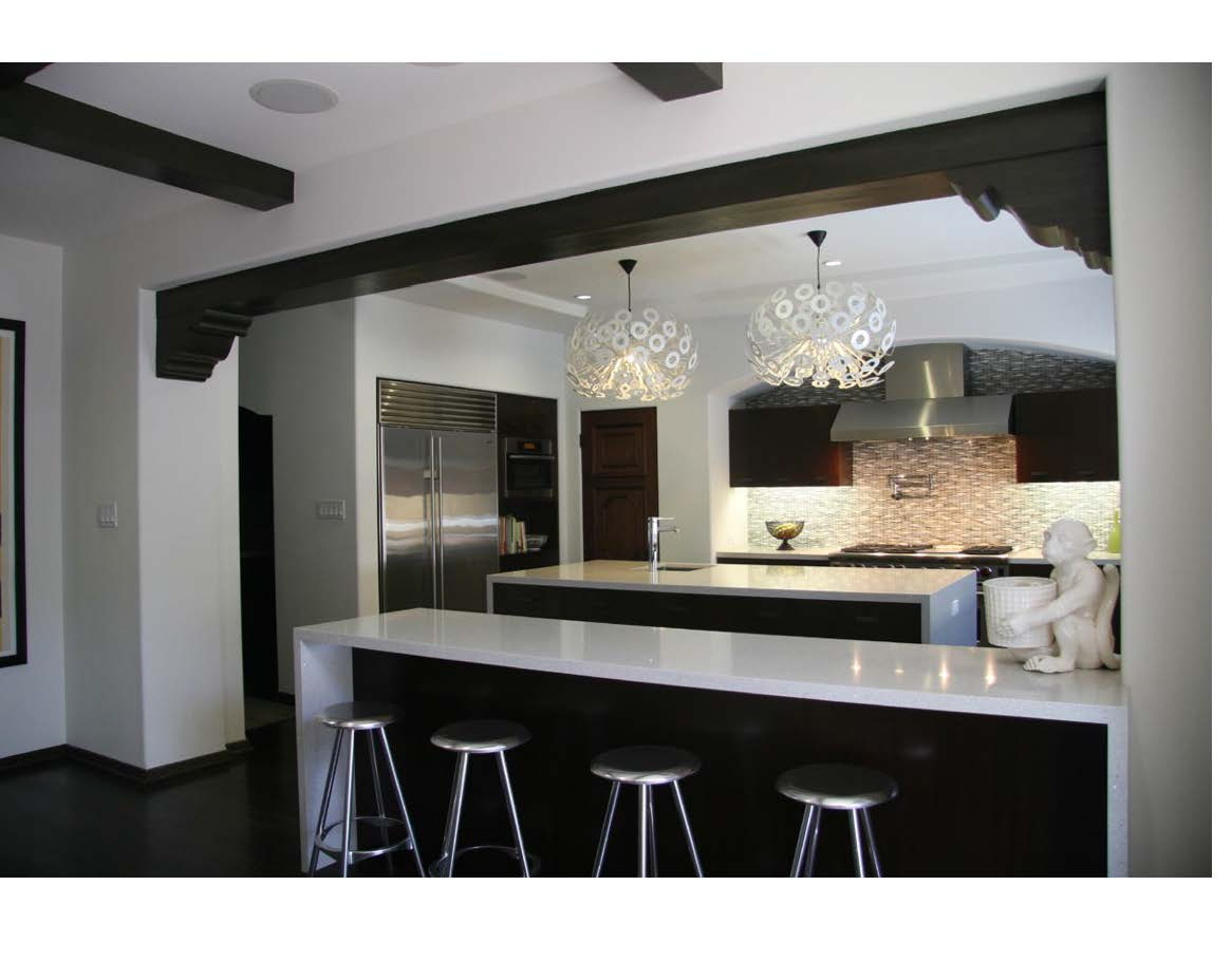 Burger Residence featured on Houzz