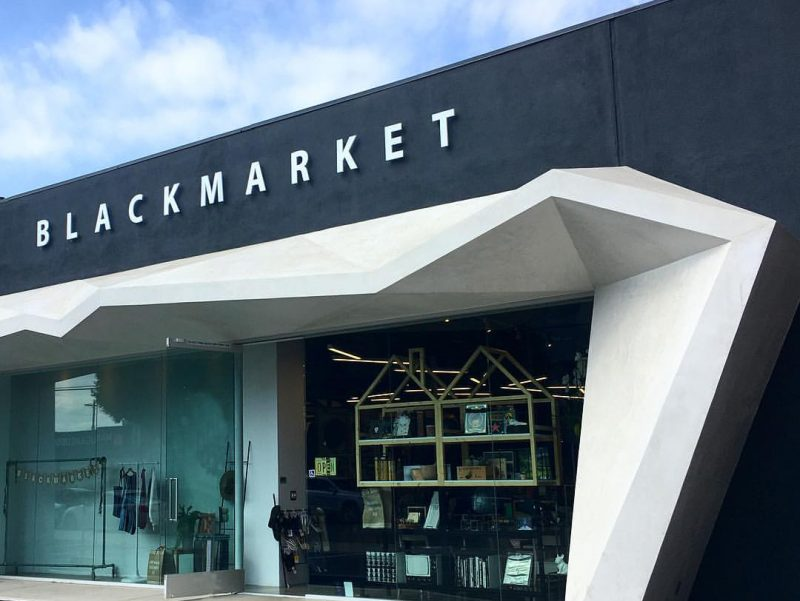 BlackMarket is open in Sawtelle Japantown!