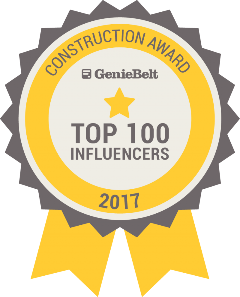 Toni Lewis named one of the 100 Biggest Influencers in Construction