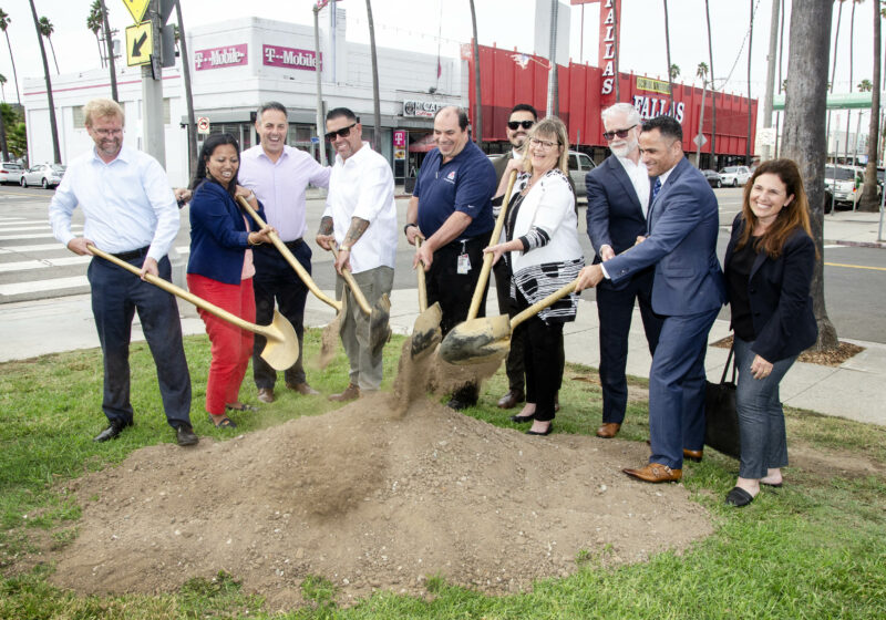 Wilmington Town Square Breaks Ground!